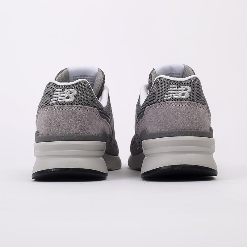 мужские серые  кроссовки new balance 997 CM997HCA/D - цена, описание, фото 4