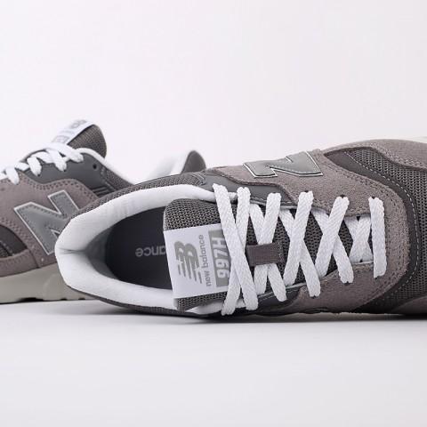 мужские серые  кроссовки new balance 997 CM997HCA/D - цена, описание, фото 6