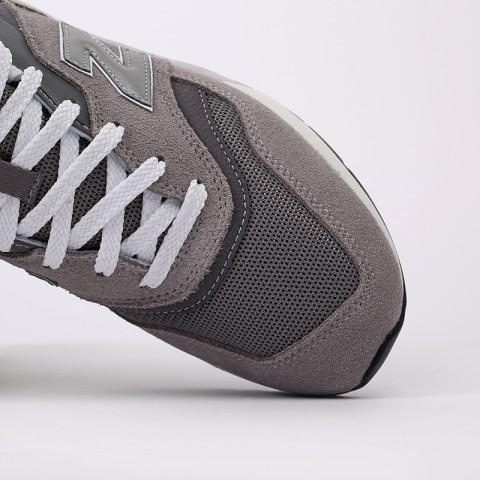 мужские серые  кроссовки new balance 997 CM997HCA/D - цена, описание, фото 7
