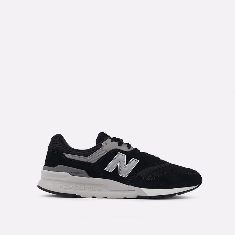 мужские чёрные  кроссовки new balance 997 CM997HCC/D - цена, описание, фото 1