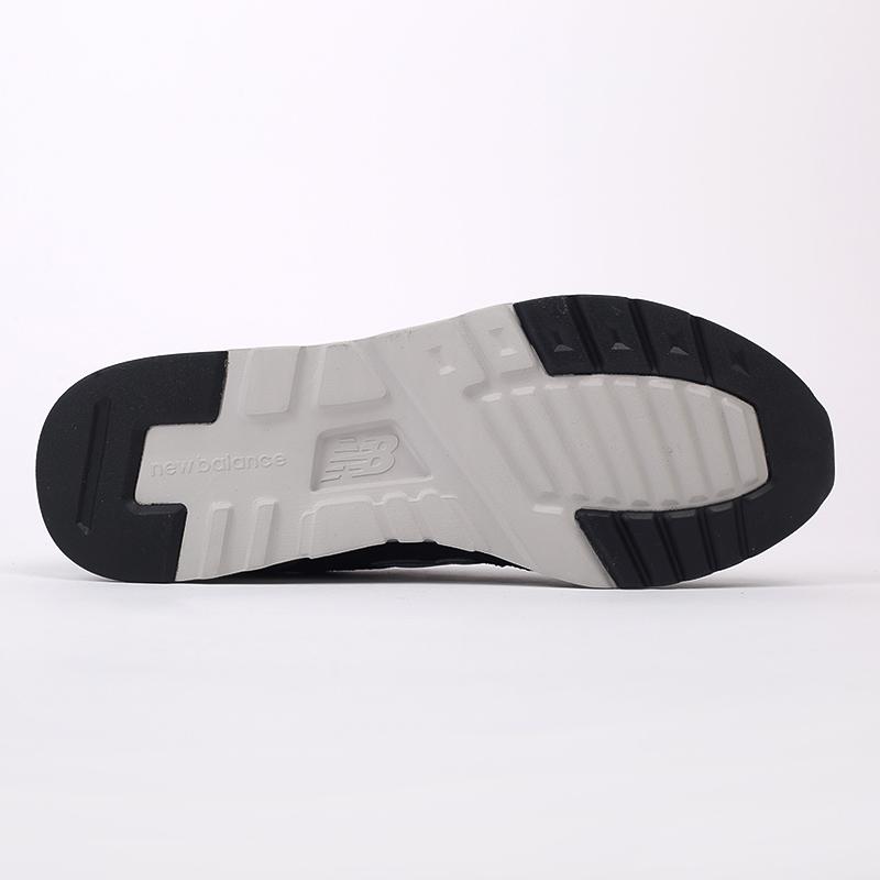 мужские чёрные  кроссовки new balance 997 CM997HCC/D - цена, описание, фото 8