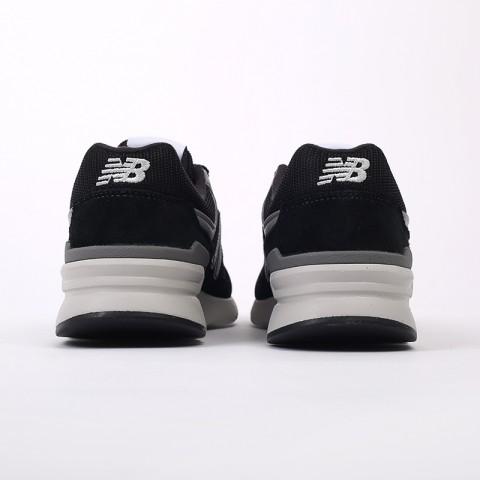 мужские чёрные  кроссовки new balance 997 CM997HCC/D - цена, описание, фото 4