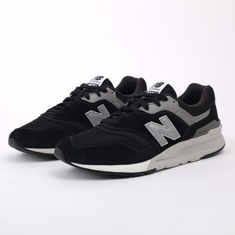мужские чёрные  кроссовки new balance 997 CM997HCC/D - цена, описание, фото 2