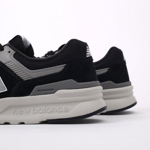 мужские чёрные  кроссовки new balance 997 CM997HCC/D - цена, описание, фото 3
