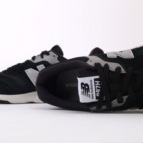 мужские чёрные  кроссовки new balance 997 CM997HCC/D - цена, описание, фото 5