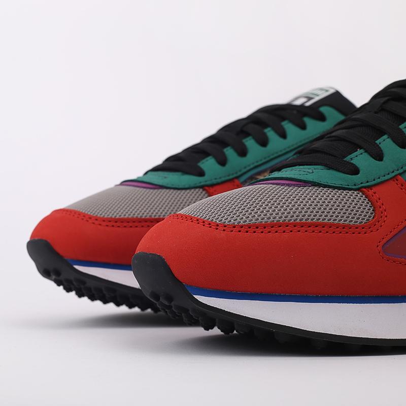 мужские разноцветные  кроссовки puma future rider hf x the hundreds 37372601 - цена, описание, фото 3