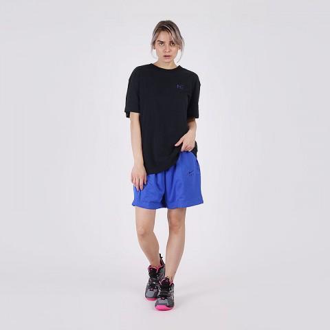 женскую чёрную  футболка nike fly CV0950-010 - цена, описание, фото 5