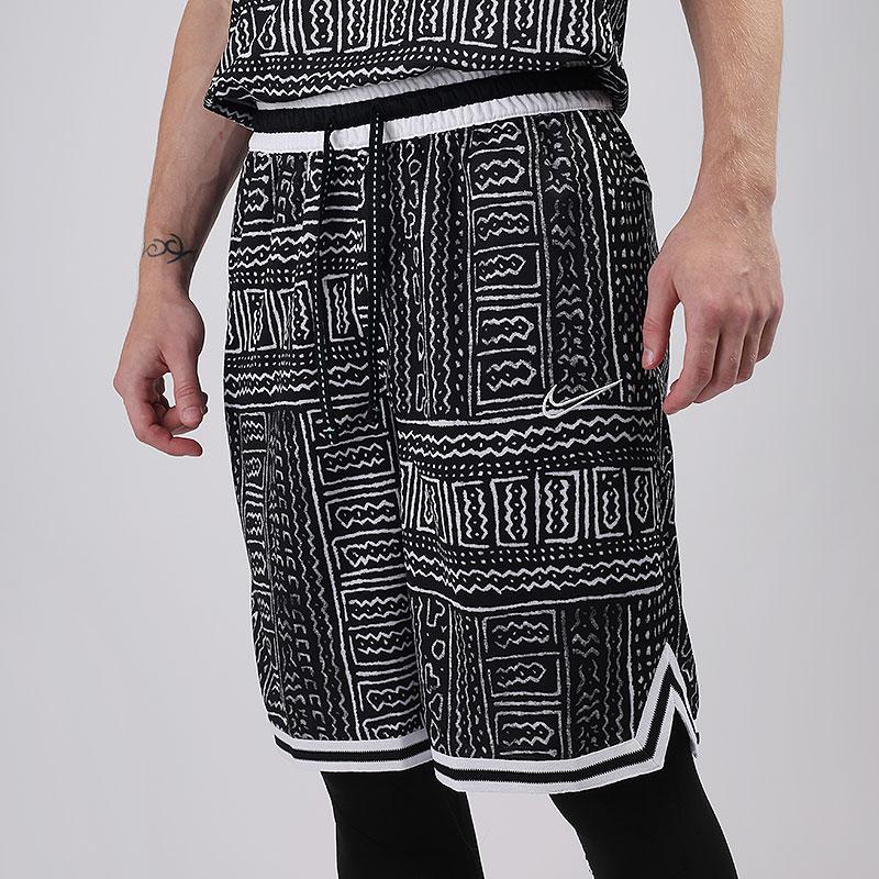 мужские черные  шорты  nike dna basketball shorts CK6347-010 - цена, описание, фото 1