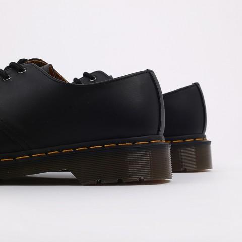 мужские чёрные  ботинки dr. martens 1461 11838001 - цена, описание, фото 5