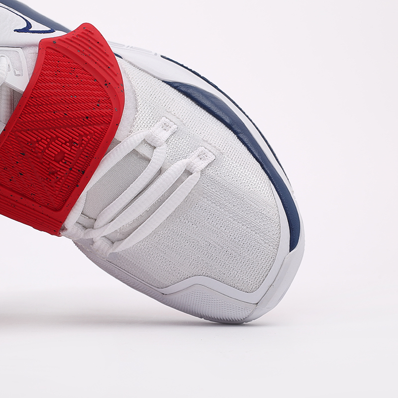 белые  кроссовки nike kyrie 6 BQ4630-102 - цена, описание, фото 8