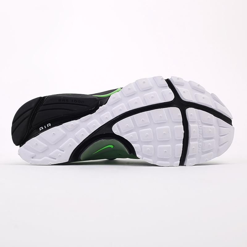 мужские зелёные  кроссовки nike air presto CJ1229-300 - цена, описание, фото 7