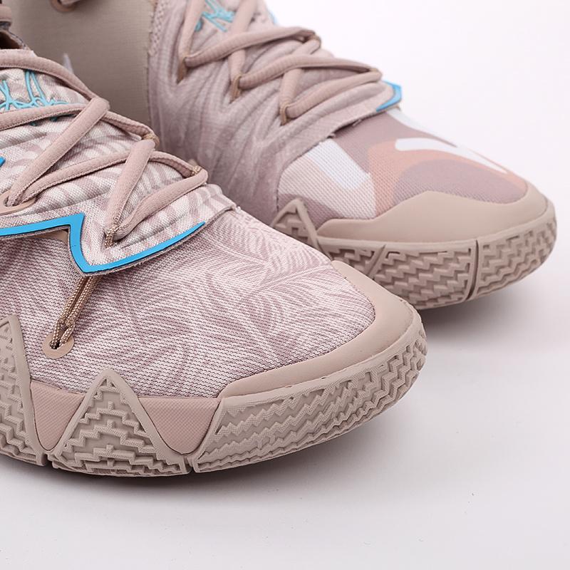 мужские бежевые  кроссовки nike kybrid s2 CQ9323-200 - цена, описание, фото 4