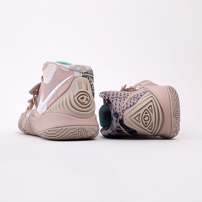мужские бежевые  кроссовки nike kybrid s2 CQ9323-200 - цена, описание, фото 6