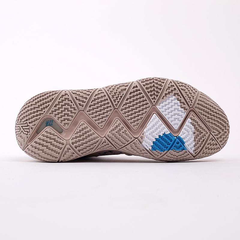 мужские бежевые  кроссовки nike kybrid s2 CQ9323-200 - цена, описание, фото 9