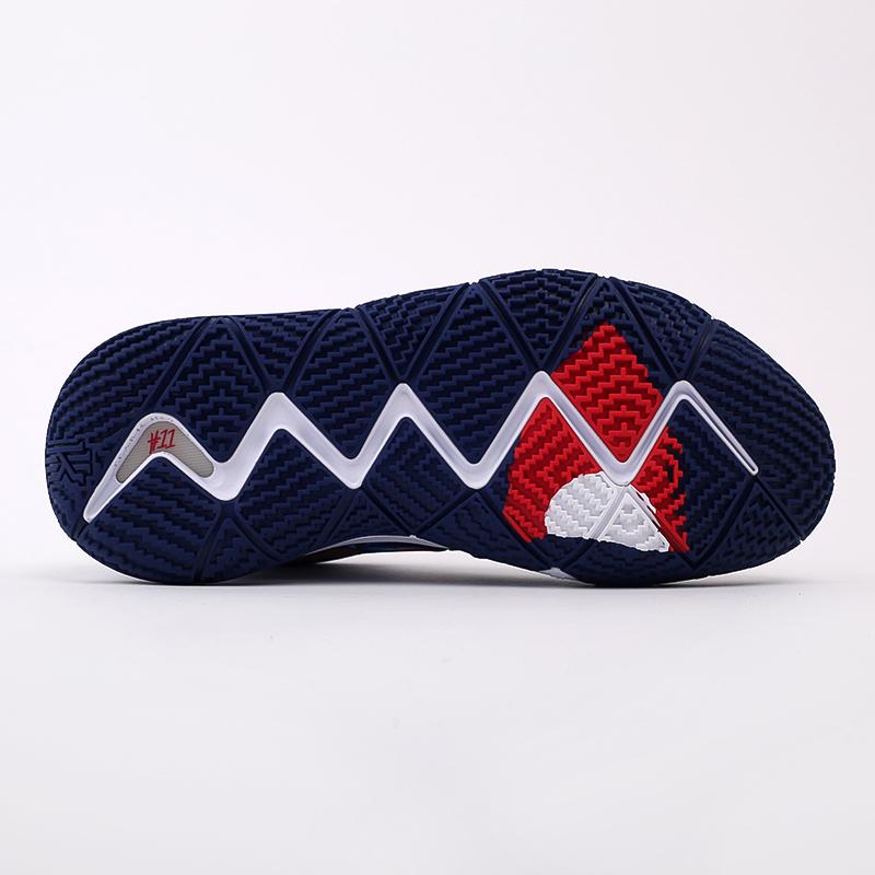 мужские синие  кроссовки nike kybrid s2 CQ9323-400 - цена, описание, фото 4