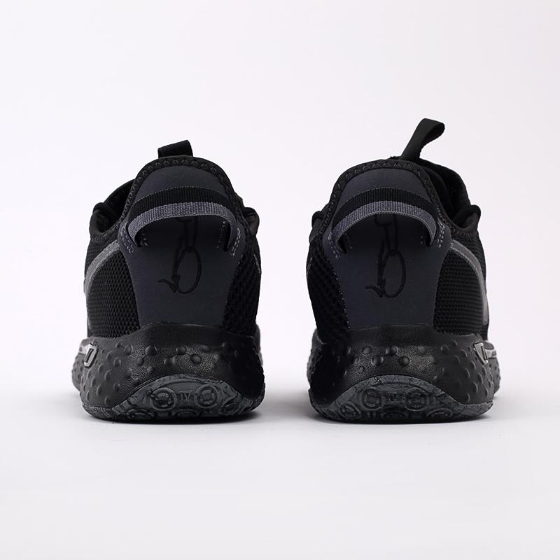 чёрные  кроссовки nike pg 4 CD5079-005 - цена, описание, фото 3
