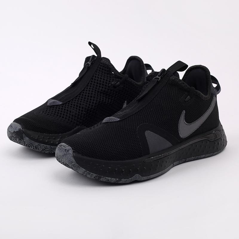 чёрные  кроссовки nike pg 4 CD5079-005 - цена, описание, фото 2
