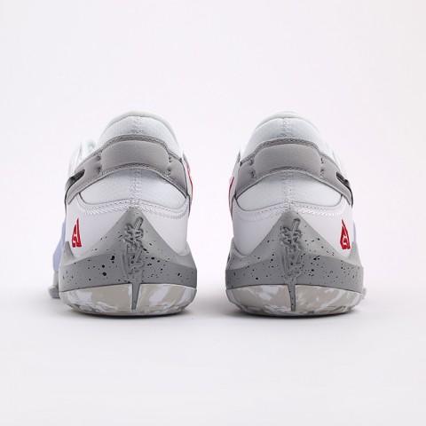белые  кроссовки nike zoom freak 2 CK5424-100 - цена, описание, фото 3