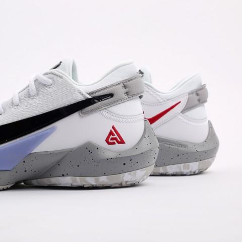 белые  кроссовки nike zoom freak 2 CK5424-100 - цена, описание, фото 5