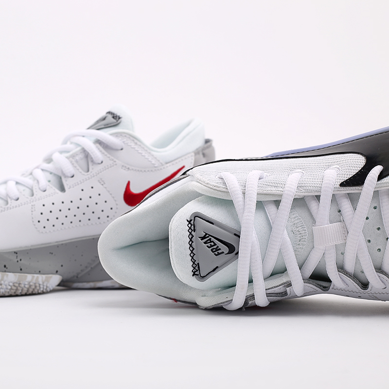 белые  кроссовки nike zoom freak 2 CK5424-100 - цена, описание, фото 6