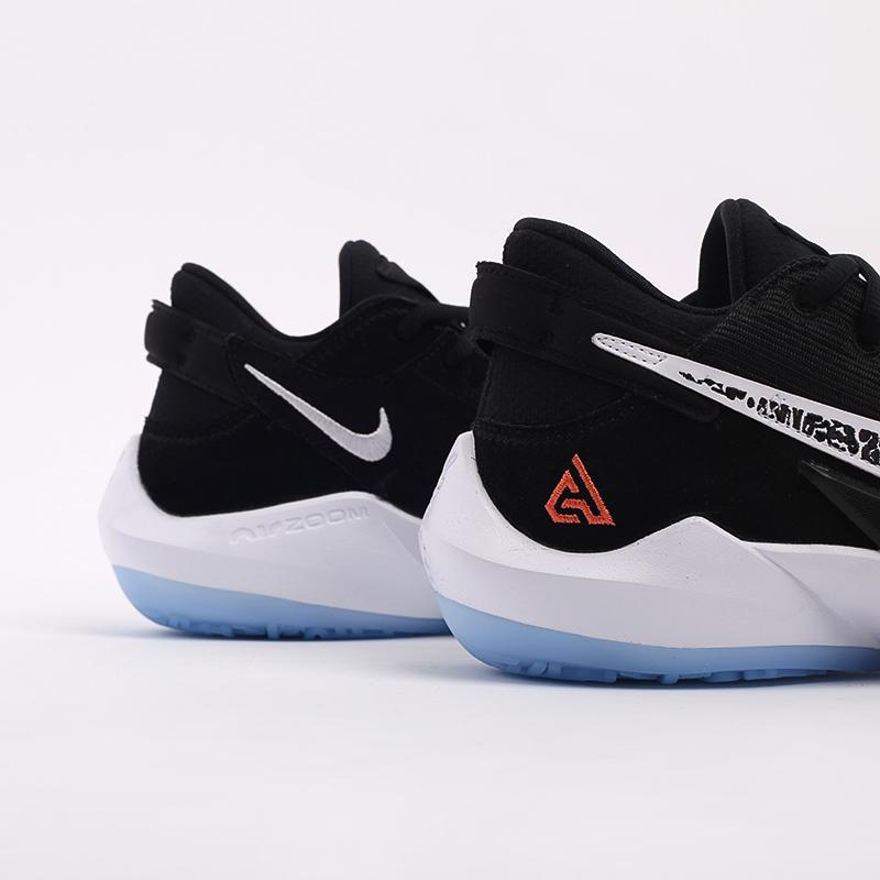 чёрные  кроссовки nike zoom freak 2 CK5424-001 - цена, описание, фото 3