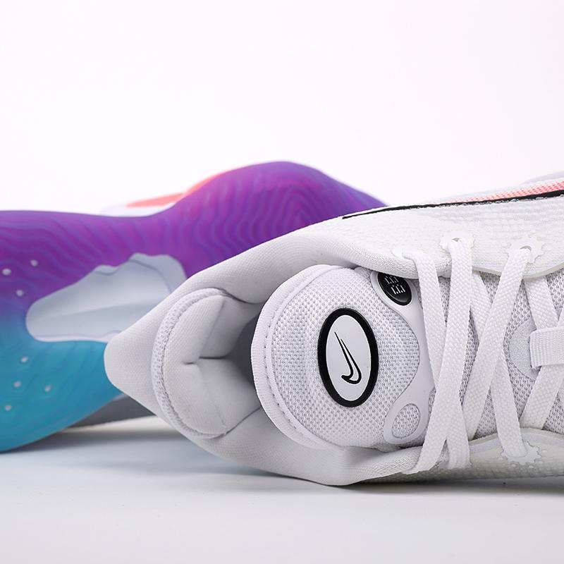 мужские белые  кроссовки nike air zoom bb nxt CK5707-100 - цена, описание, фото 7