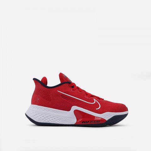 мужские красные  кроссовки nike air zoom bb nxt CK5707-600 - цена, описание, фото 1