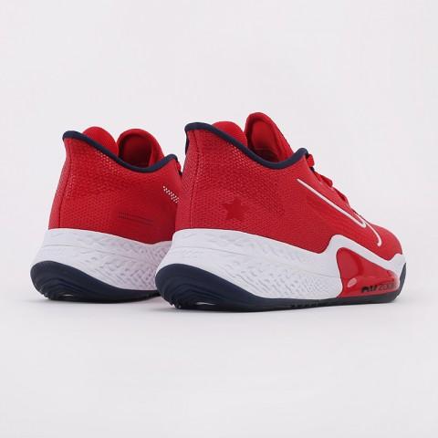 мужские красные  кроссовки nike air zoom bb nxt CK5707-600 - цена, описание, фото 5
