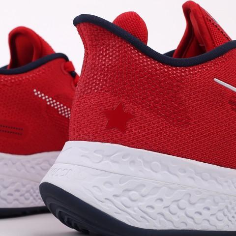 мужские красные  кроссовки nike air zoom bb nxt CK5707-600 - цена, описание, фото 9