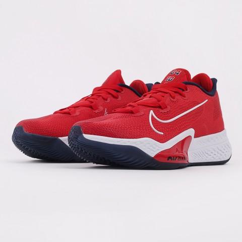 мужские красные  кроссовки nike air zoom bb nxt CK5707-600 - цена, описание, фото 2
