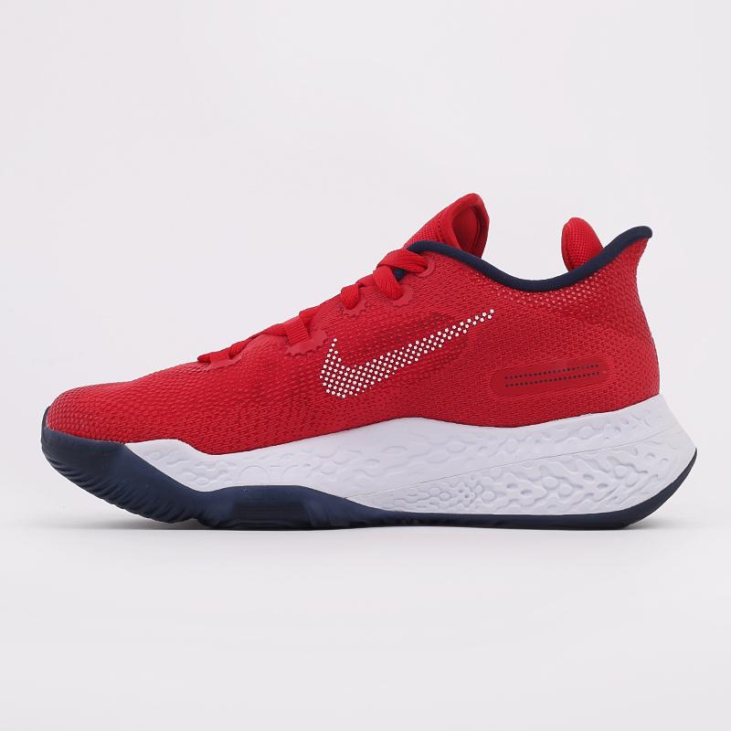 мужские красные  кроссовки nike air zoom bb nxt CK5707-600 - цена, описание, фото 6