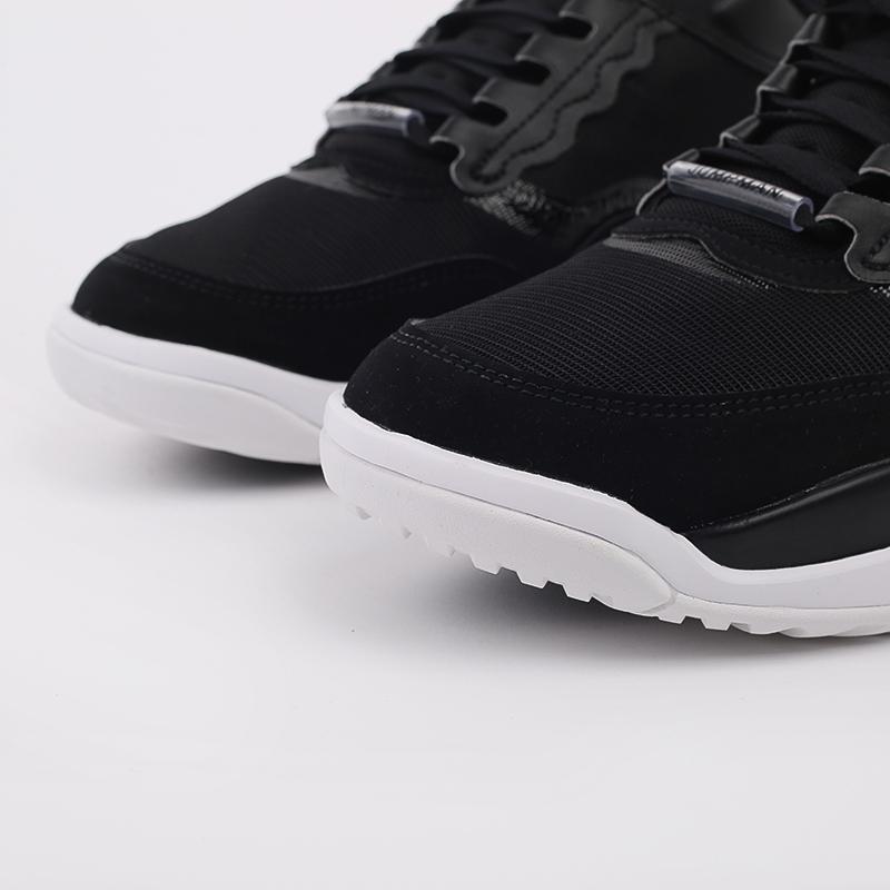 мужские чёрные  кроссовки jordan max 200 CD6105-001 - цена, описание, фото 6