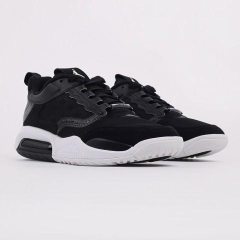мужские чёрные  кроссовки jordan max 200 CD6105-001 - цена, описание, фото 2