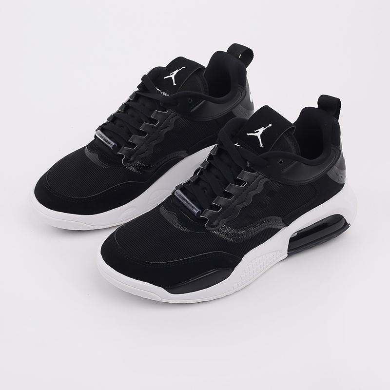 мужские чёрные  кроссовки jordan max 200 CD6105-001 - цена, описание, фото 5