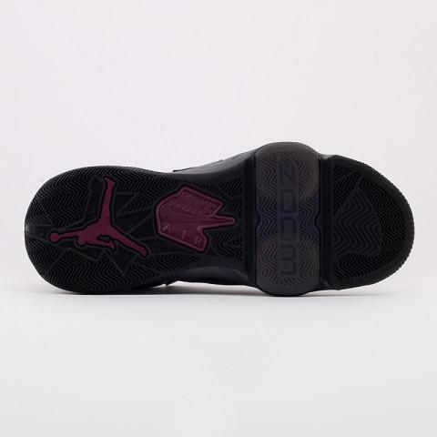 мужские черные  кроссовки jordan zoom'92 psg DA2554-006 - цена, описание, фото 4