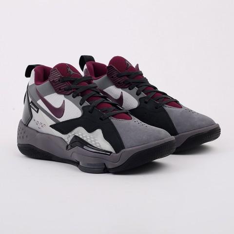 мужские черные  кроссовки jordan zoom'92 psg DA2554-006 - цена, описание, фото 2