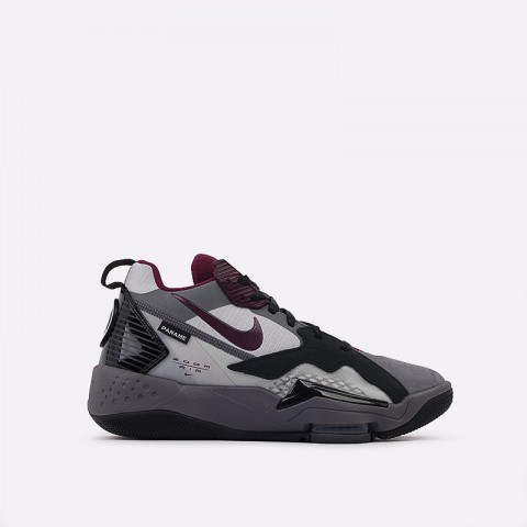 мужские черные  кроссовки jordan zoom'92 psg DA2554-006 - цена, описание, фото 1