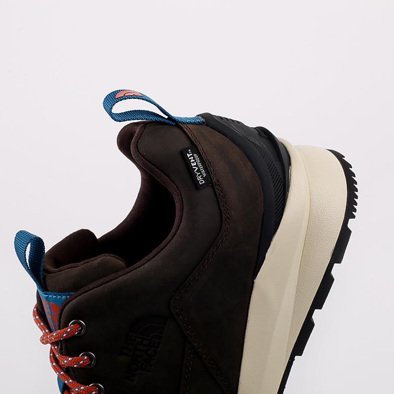 мужские коричневые  ботинки the north face back-to-berkeley low wp TA4OBSU6V - цена, описание, фото 7