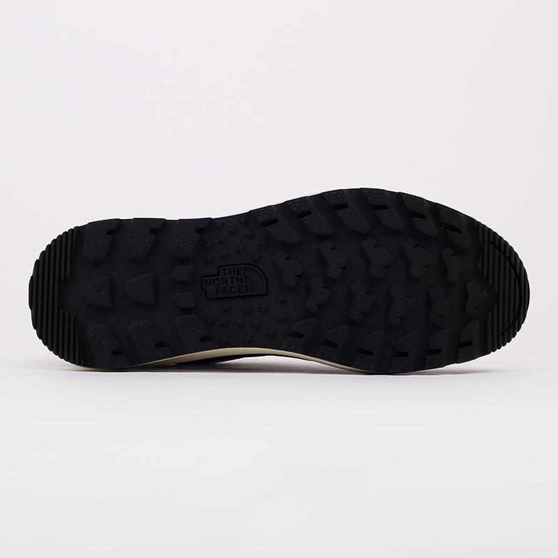 мужские коричневые  ботинки the north face back-to-berkeley low wp TA4OBSU6V - цена, описание, фото 4