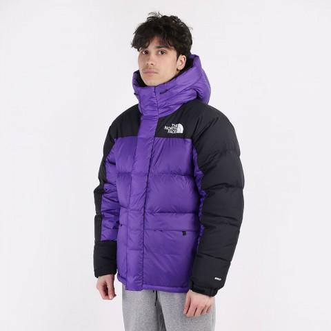 мужскую фиолетовую  куртку the north face hmlyn down parka TA4QYXNL4 - цена, описание, фото 1