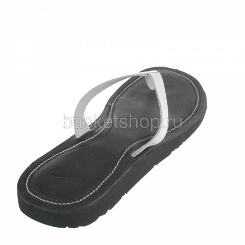 Купить женский черный, белый  wmns celso thong в магазинах Streetball - изображение 3 картинки