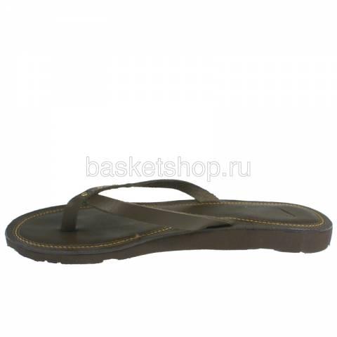 женский коричневый  wmns celso thong 386860-270 - цена, описание, фото 3