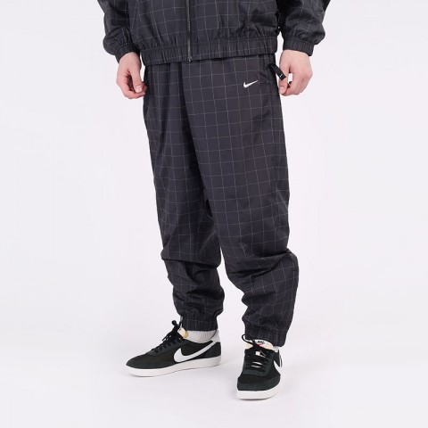 мужские черные  брюки nike nikelab flash tracksuit bottoms CV0558-010 - цена, описание, фото 1