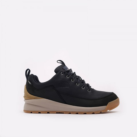 мужские черные  ботинки the north face back to berkeley low wp TA4OBSV54 - цена, описание, фото 1