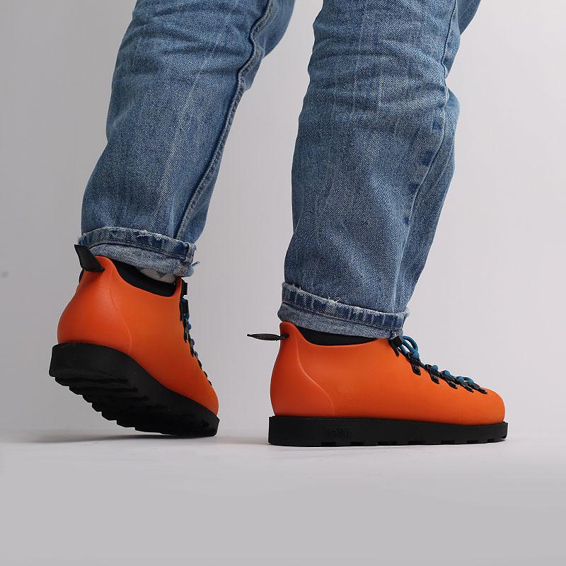 оранжевые  ботинки native fitzsimmons citylite 31106800-2400-tigor/jfybl - цена, описание, фото 7