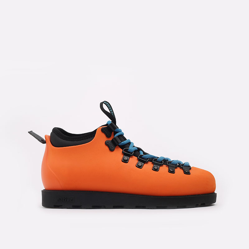 оранжевые  ботинки native fitzsimmons citylite 31106800-2400-tigor/jfybl - цена, описание, фото 1