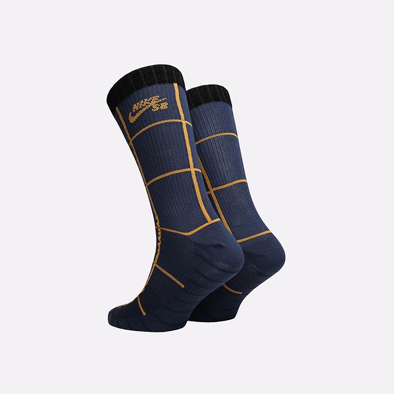 мужские разноцветные  носки nike everyday max CQ9360-902 - цена, описание, фото 7