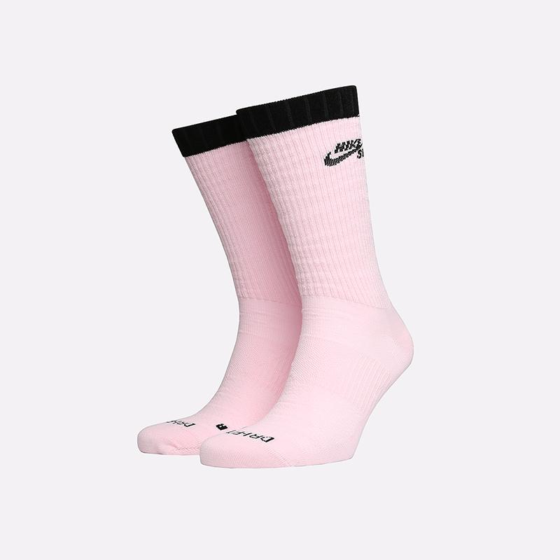 мужские разноцветные  носки nike everyday max CQ9360-902 - цена, описание, фото 4