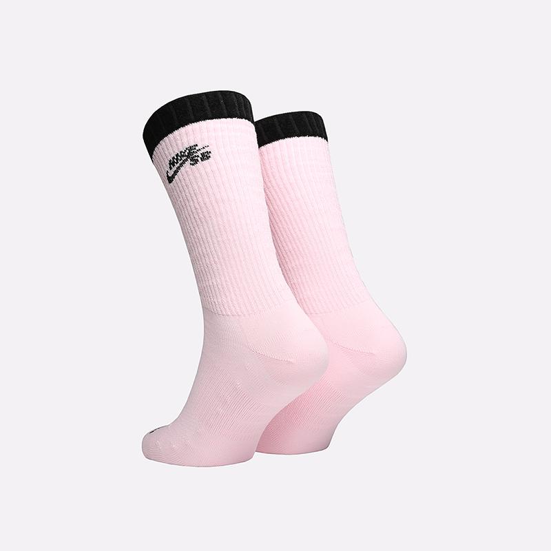 мужские разноцветные  носки nike everyday max CQ9360-902 - цена, описание, фото 5
