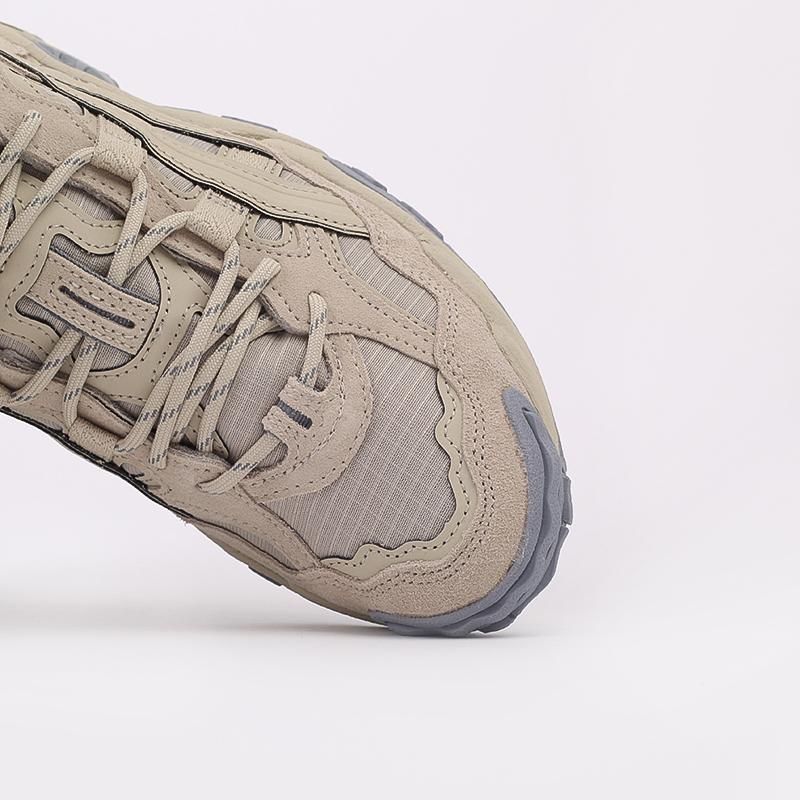 мужские бежевые  кроссовки asics gel-nandi hi 1021A475-200 - цена, описание, фото 7